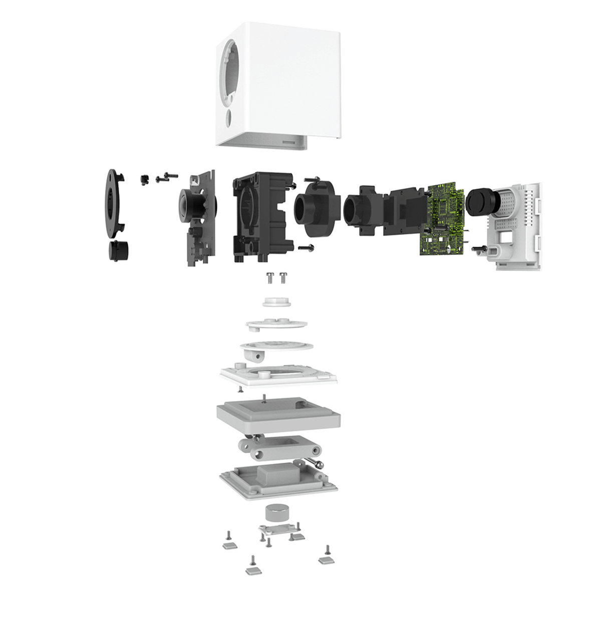 Xiaomi Xiaomi Small Square Smart Camera